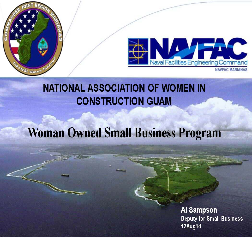 Women Owned Small Business Program